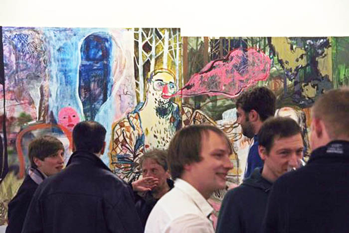 Claims and Tales, Vernissage