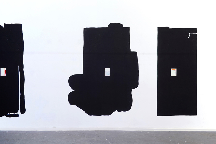 Exhibition Single Frames by Johannes Mundinger at Kvaka 22, Beograd / Belgrade