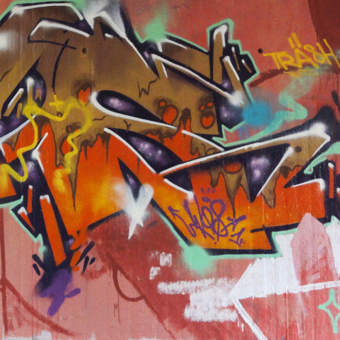 Wos1- Graffitispritzer in Offenburg